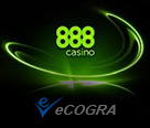 888 Casino eCOGRA Certification
