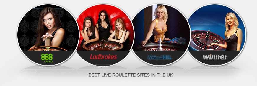 Best Live Roulette Sites in the UK