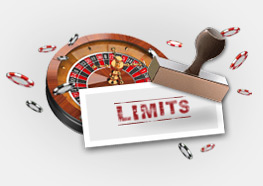 live roulette table limits